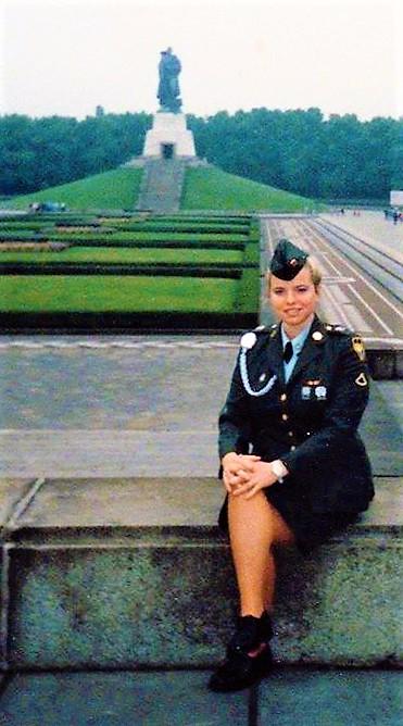 1988 - East Berlin - Served 1 week in Berlin - Partly in East Berlin