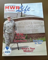 2014 - June - Amanda after deployment - Face of MWR